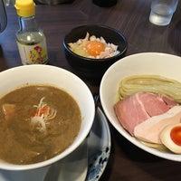 2/17/2018にらっきょがらぁ麺 紫陽花で撮った写真