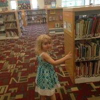 Photo taken at KCLS Redmond Library by Christa C. on 8/8/2013