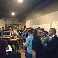 Photo taken at Uncubed by Ian L. on 10/20/2012