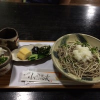 Photo taken at 手打そば処 戸無のそば屋 by たなたつ on 8/30/2015