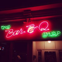 Photo taken at The Bar-B-Q Shop by Sean D. on 3/21/2013