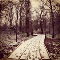 Photo taken at Wolf River Trails by Sean D. on 12/26/2012