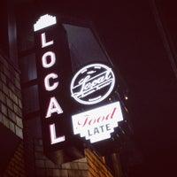 Photo taken at Local Gastropub by Sean D. on 11/15/2012