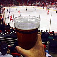 Photo taken at Natty Greene's Deck @ PNC Arena by Patrick 🇺🇸 on 11/13/2013