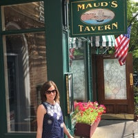 Photo taken at Maud's Tavern by Stephen K. on 7/4/2016