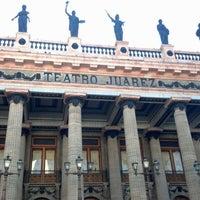 12/28/2012 tarihinde Pedro A. R.ziyaretçi tarafından Teatro Juárez'de çekilen fotoğraf