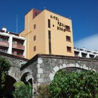 Foto tomada en Hotel Real de Minas por Pedro A. R. el 12/28/2012