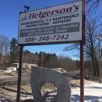 Photo taken at Jeff D. Helgerson Excavating by Jeff D. Helgerson Excavating on 12/11/2015