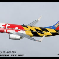 Photo taken at BWI Southwest Airlines by Levi S. on 6/14/2013