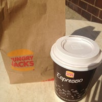Photo taken at Hungry Jack's by nutty on 10/24/2012