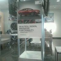 Photo taken at Braman Hyundai by Giannina D. on 12/18/2012