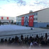 Photo taken at T.C. YOZGAT POLIS MESLEK EĞITIM  MERKEZİ by Ercan F. on 12/13/2017