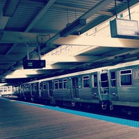 Photo taken at CTA - Merchandise Mart by Tom M. on 8/11/2013