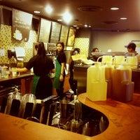 Photo taken at Starbucks by blackLit on 2/22/2013