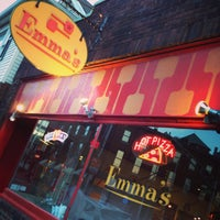 Das Foto wurde bei Emma's Pizza von Tony G. am 4/29/2013 aufgenommen