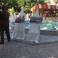 Photo taken at Alparslan Türkeş Parkı by Sefa S. on 11/17/2017