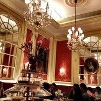 Photo taken at Café Sacher by Pavel I. on 10/2/2012