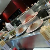 Photo taken at Sushi Roll by Justin X. on 12/1/2012