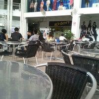 Photo taken at Plaza @ Limkokwing University of Creative Technology by La W. on 11/8/2012