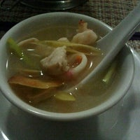 Photo taken at Thai Wok Restaurant by La W. on 1/4/2013