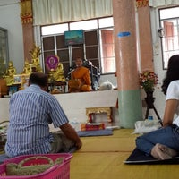 Photo taken at วัดโพธิ์พุฒตาล by 🍃Kasidech🌾 . on 9/15/2013