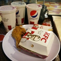 Photo taken at KFC by Nieyta M. on 10/28/2016