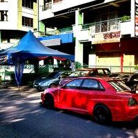 Photo taken at PROTON EDAR Sdn Bhd by Faizal Veera Z. on 3/9/2013