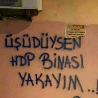 Photo taken at yakutiye ülkü ocakları ilçe başkanlığı by Ebubekir I. on 11/24/2015