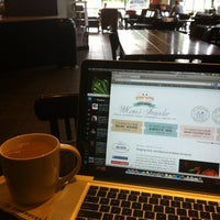 Photo taken at Starbucks by Kristen K on 8/19/2013