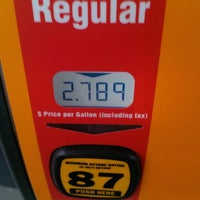 Photo taken at Stop & Shop Gas by Marco S. on 10/31/2014
