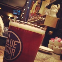 Photo taken at The Blue Door Pub by Tom H. on 10/23/2012
