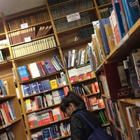 Photo taken at Magers & Quinn Booksellers by Tom H. on 4/7/2013