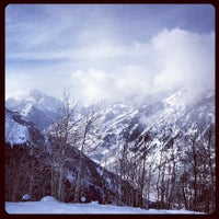 Photo taken at Aspen Highlands by Phil L. on 12/31/2012