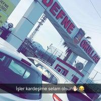 Photo taken at Defne Sağlık Koleji by Yusuf C. on 5/9/2017