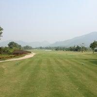 Photo taken at Hanoi Golf Club by Nobuyuki F. on 10/12/2013
