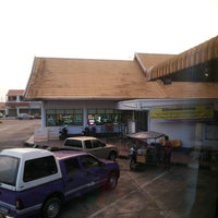 Photo taken at Phatthalung Bus Terminal by Narin n. on 3/26/2013
