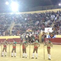 Photo taken at Arena da Póvoa by Filipa S. on 7/26/2013