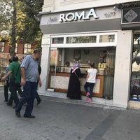 9/17/2017 tarihinde Bünyamin D.ziyaretçi tarafından Roma Dondurmacısı'de çekilen fotoğraf