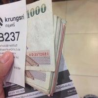 Photo taken at ธนาคารกรุงศรีอยุธยา (KRUNGSRI) by ปิ่นนน🌈 on 5/28/2016