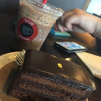 Photo taken at TrueCoffee by GoYA 1. on 3/24/2017