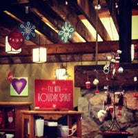 Photo taken at Caribou Coffee by Kirk T. on 11/18/2012