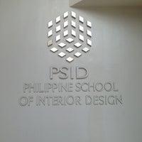Philippine School Of Interior Design Philippine School Of Interior Design  Western Bicutan  Bayani Road