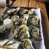 Photo taken at Up The Creek Raw Bar by Gregory H. on 6/6/2017