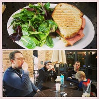 Photo taken at Free Soul Caffe by is it vegan? on 2/11/2013