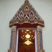 Photo taken at วัดโพธิ์ชัย พระอารามหลวง by Kingkongkhao 1. on 8/27/2015