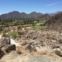 Photo taken at La Quinta Mountain Course by Danny N. on 7/9/2016
