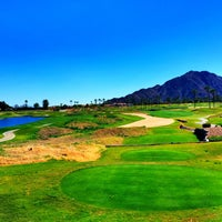 Photo taken at La Quinta Mountain Course by Danny N. on 3/4/2015
