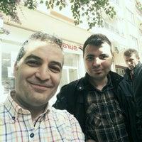 Photo taken at Sürat Kargo Kurtuluş Şube by Hakan B. on 4/20/2016