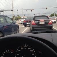 Photo taken at I-95 & 45th St by Amanda V. on 6/20/2013