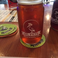 Photo taken at St Petersburg Brewing Co. by Scot C. on 10/14/2017